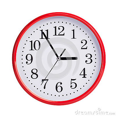 five-to-three-round-clock-face-red-38901750